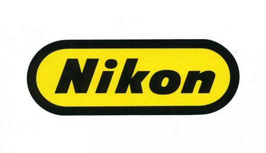 NIKONの一眼レフカメラ買った